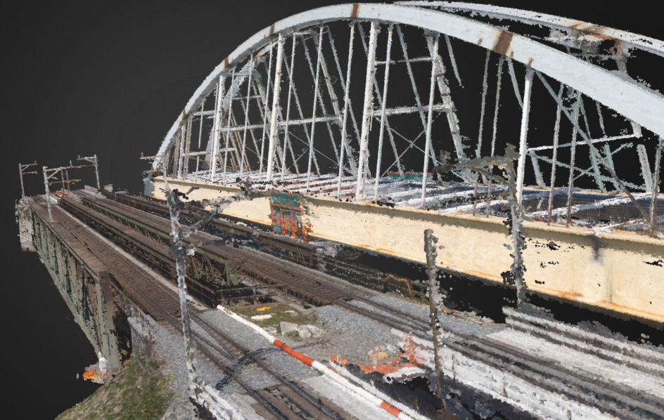 drone-bridge-3d-model