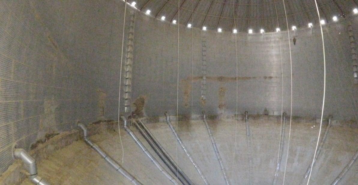 corrosion-grain-bin