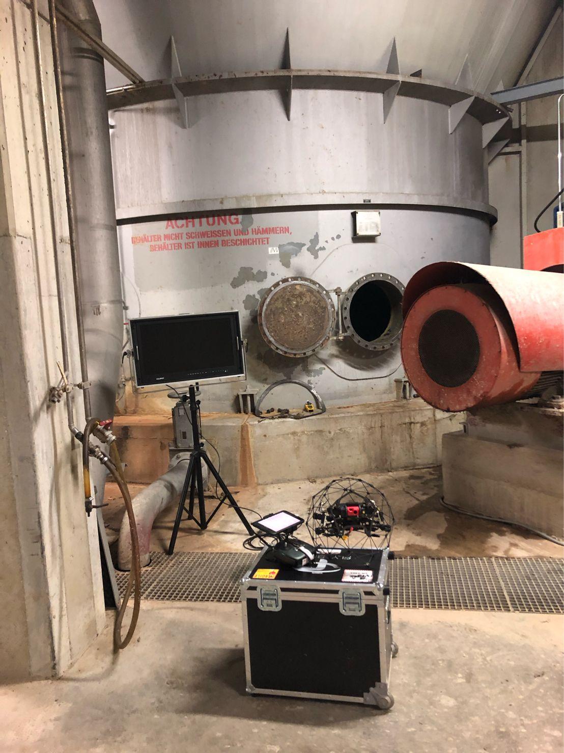 paper mill tank-2