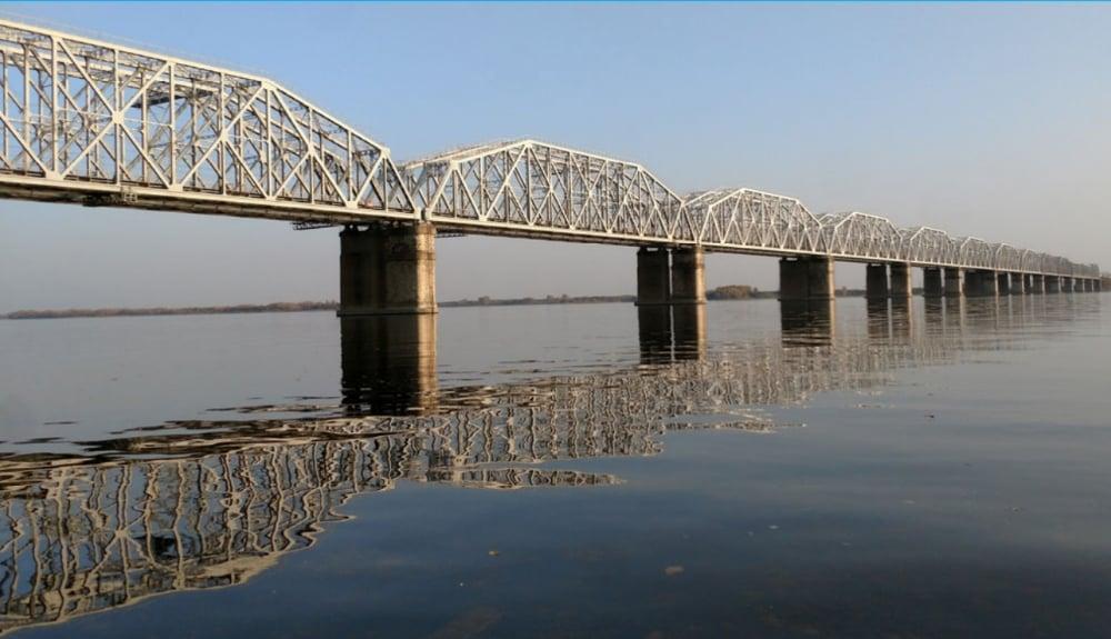 跨西伯利亞鐵路橋樑檢查