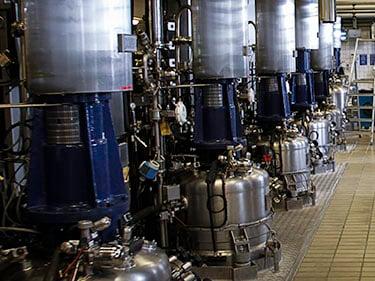 Chemical - Fermenter Tank