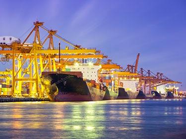Maritime - Ship to Shore Cranes