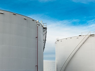Oil & Gas - Storage Tank-1