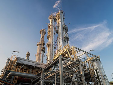 Oil & Gas - Refinery-1