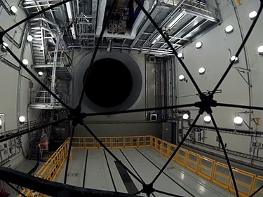 Other Industries - Jet Engine Test Bed