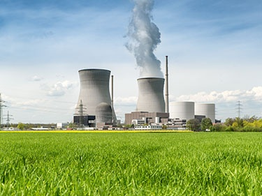 Power Generation - Nuclear Power Plants