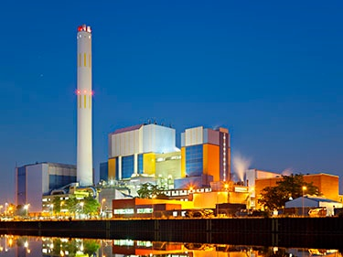 Power Generation - Waste Incinerator