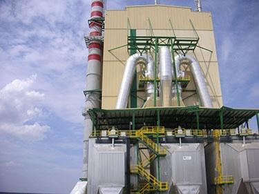 Power Generationn - Recovery Boiler