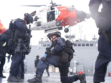 Public Safety - Coast Guards