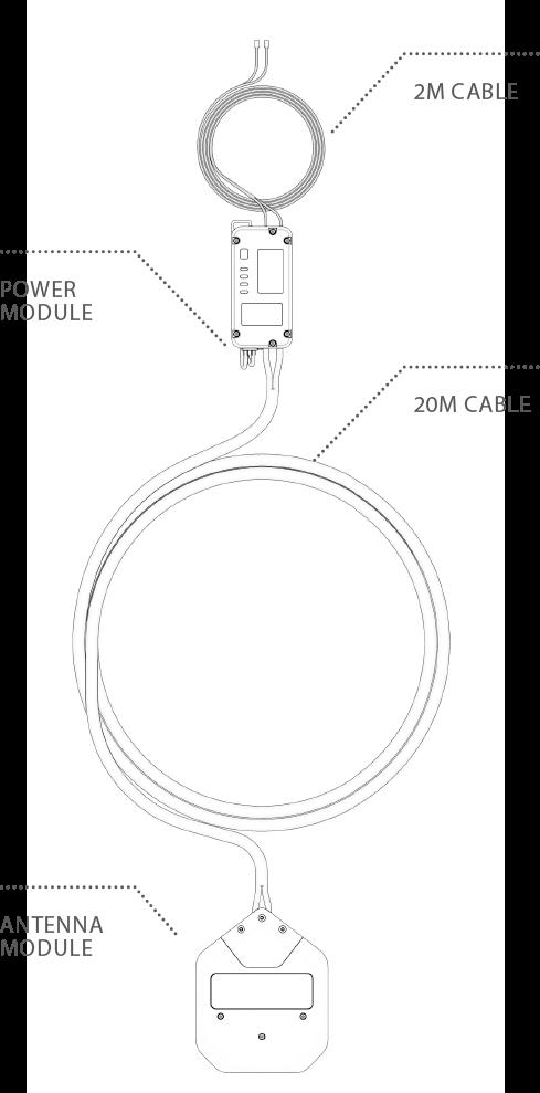 Range Extender technical specification