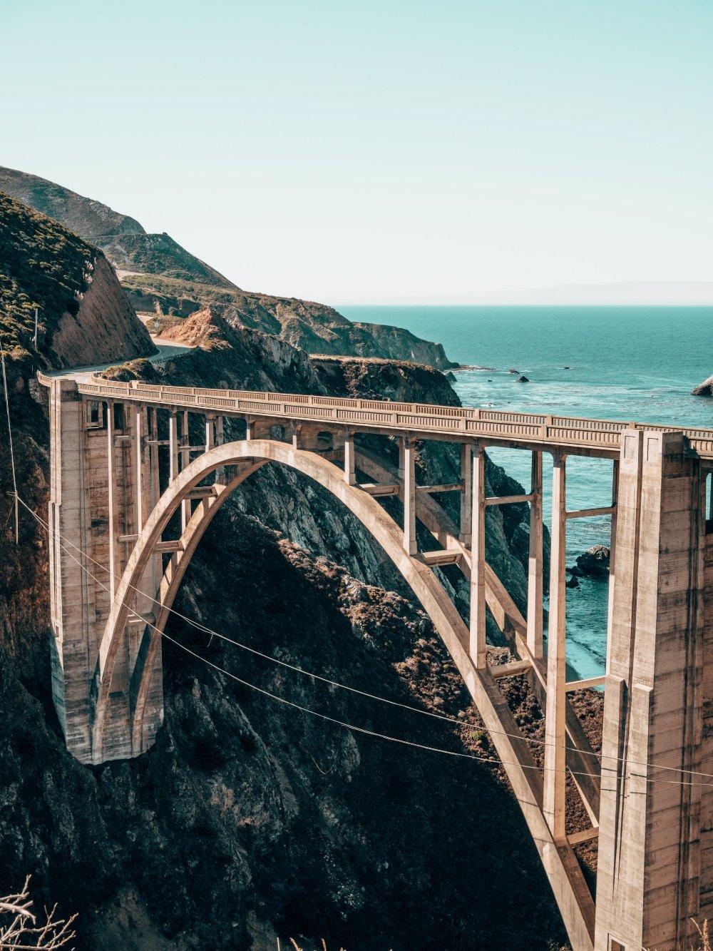 橋樑檢查-沿海橋樑