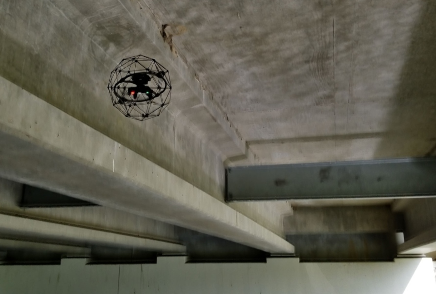 6 Ways Indoor Drones Can Help with Bridge Inspections