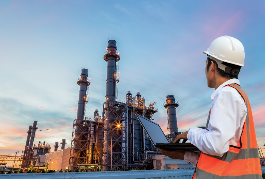 Oil and Gas Industry Use Cases for Indoor Drones: An Overview of Assets and Applications