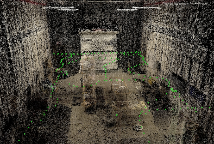 Photogrammetry and Resolution: What Level of Accuracy Can I Get in a 3D Model Made with Visual Data from the Elios 2?