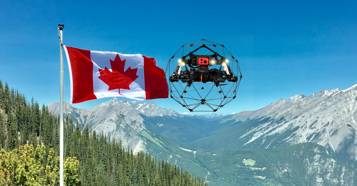 Transport Canada clears Flyability's UAS for all 3 categories of Advanced Operations.