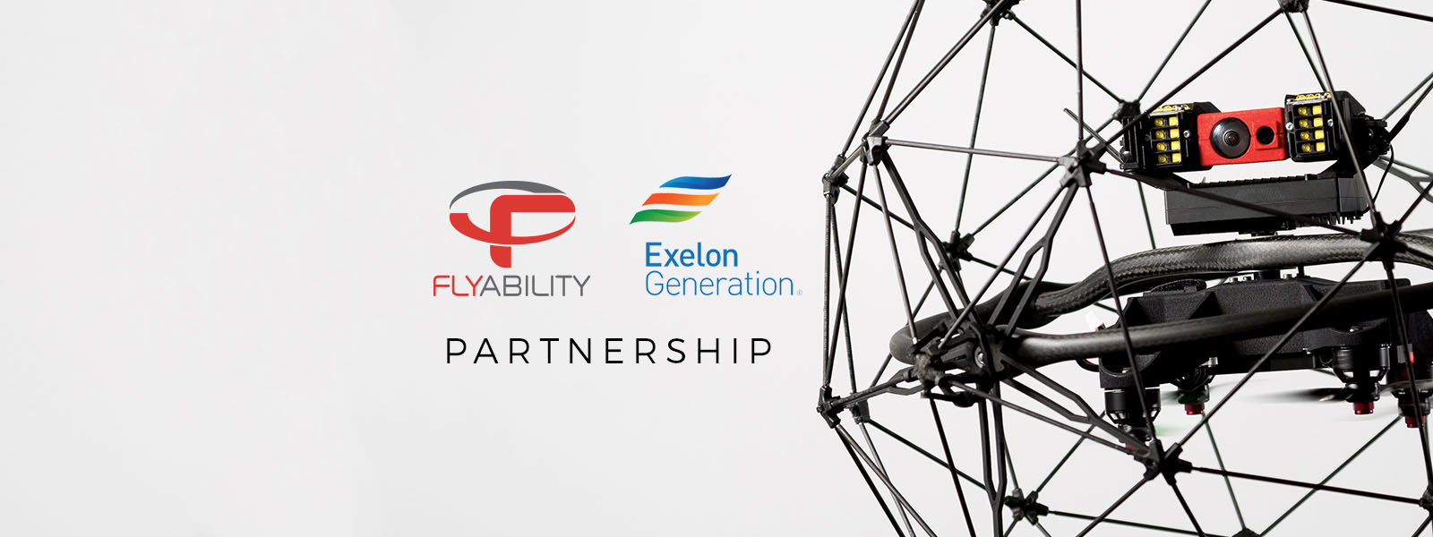 Exelon AeroLabs Becomes an Authorized Reseller of the Flyability Elios