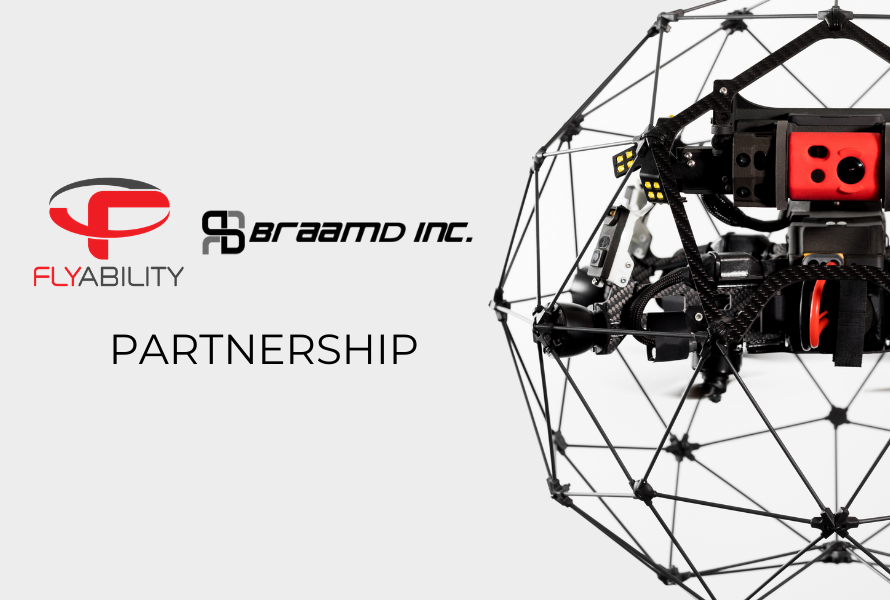 Flyability forms exclusive partnership with BRAAMD, Inc. to expand reach in the Philippines